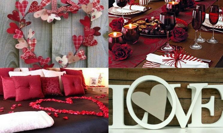 San valentino 2015 come decorare la vostra casa per una for Luci per decorare la stanza