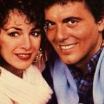 Dora Moroni e Cristian a Domenica Live