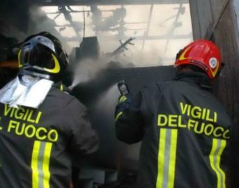 Catania, palazzina esplosa: grave una bimba