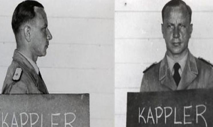 9 Febbraio 1978  Muore Herbert Kappler  Il Boia Delle