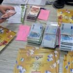 Monopoly Francia con banconote vere
