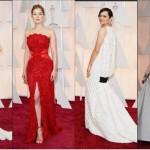 red carpet oscar 2015 look