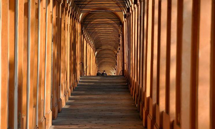 Bologna idea di viaggio alla scoperta dei portici
