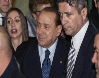 """Berlusconi, telegramma a Mattarella: """"Che Dio la illumini"""""""