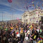 Carnevale 2015 Trieste date eventi programma Muggia Monfalcone Cantada