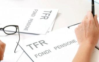 Pensioni 2017 news: Tfr, totale riscatto per i disoccupati e news per la previdenza integrativa