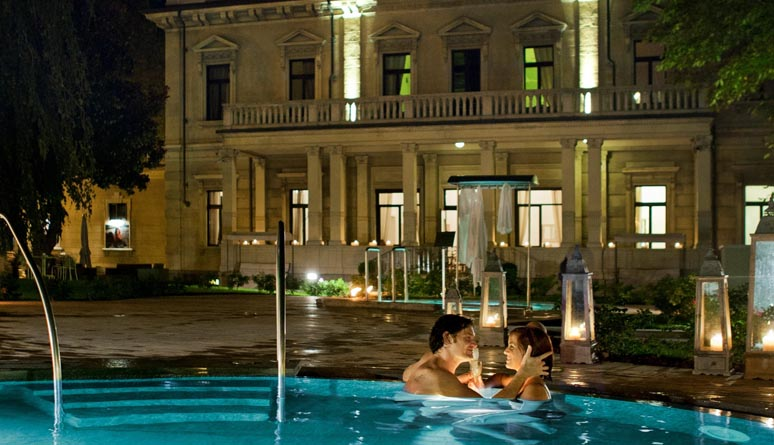 offerte week end San Valentino 2015 terme Torino spa relax low cost Acqui Terme
