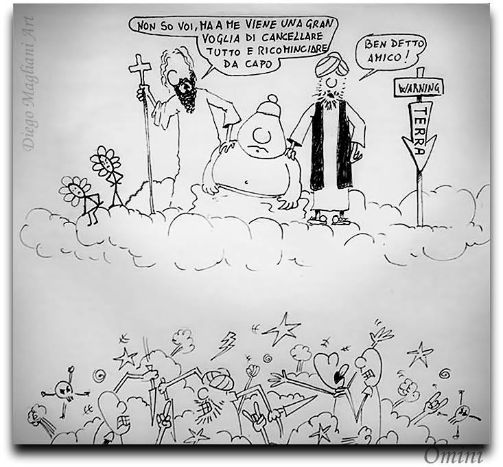 Profeti Vignetta Diego Magliani