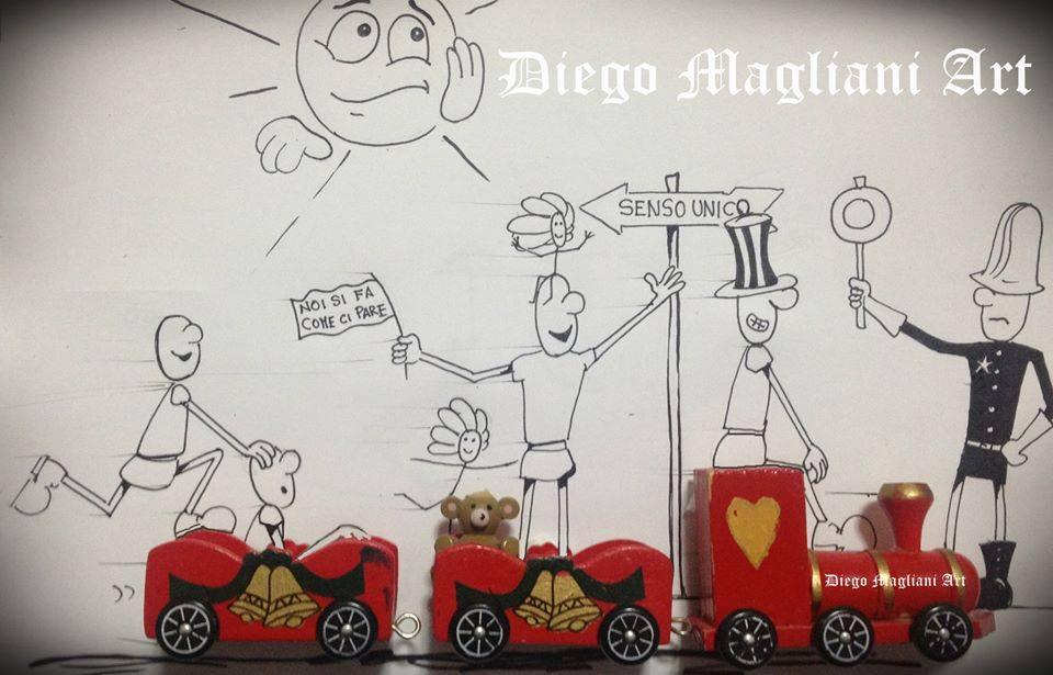 Noi si Fa Come Ci Pare Diego Magliani