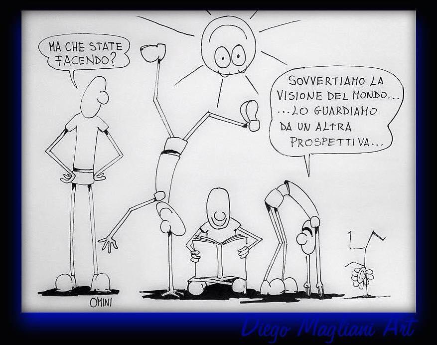 Sovversivi Vignetta Diego Magliani