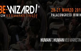 Be Wizard 2015 Rimini: date e orari per conoscere tutti i segreti del web marketing