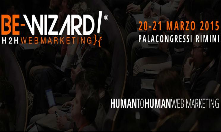 Be Wizard fiera Rimini 2015 web marketing