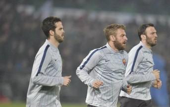 Calciomercato Roma News: Pjanic e De Rossi meditano l'addio