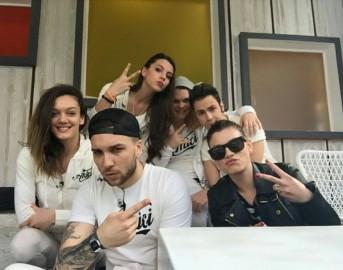 Amici 14, Emma Marrone e Mattia Briga: coach e allievo con lo stesso anello?