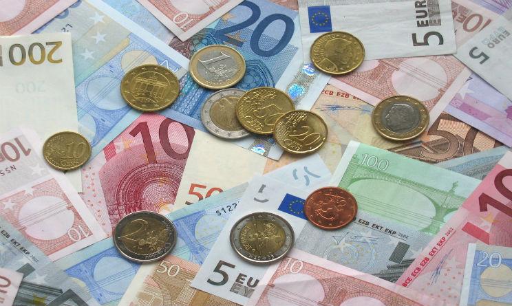 Soldi, Euro, StartUp