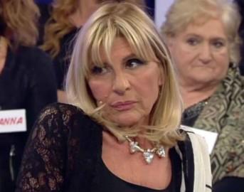 Uomini e Donne over, Giorgio tratta male Gemma: lei si consola con Marco Masini (FOTO)