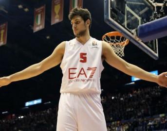 Basket Serie A1, Gentile: la NBA lo vuole, giusto lasciare Milano?