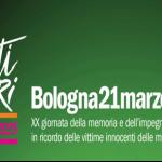 Giornata vittime mafia 2015 eventi Bologna