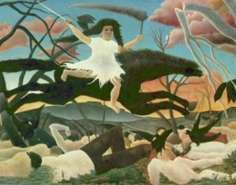 Henri Rousseau mostra Venezia 2015: date, orari, biglietti per riscoprirne il 'candore arcaico'
