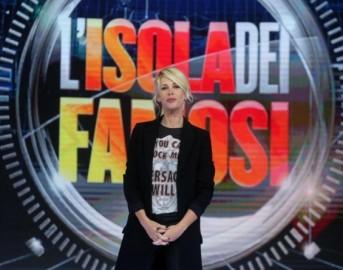 """Isola dei Famosi 2015, Alessia Marcuzzi si difende: """"Non c'è stata nessuna gaffe"""""""