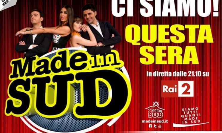 su Rai2 Made in Sud