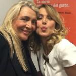 Mara Venier e Barbara D'Urso dimostrano la loro amicizia