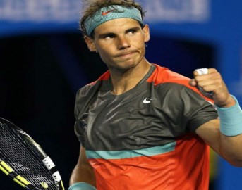 Tennis, Nadal batte Fognini ad Amburgo: lite tra lo spagnolo e il ligure