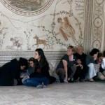 Arrivate a Cimapino vittime italiane strage Tunisi