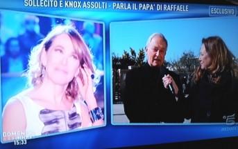 """Meredith, a Domenica Live l'appello del padre di Sollecito a Rudy Guede: """"Ora dica la verità"""""""