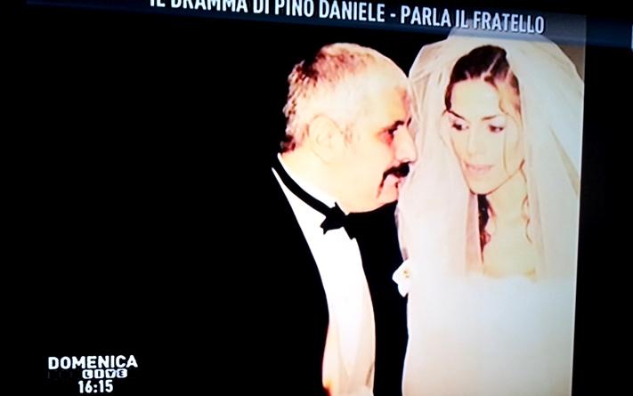 Fratello Pino Daniele a Domenica Live