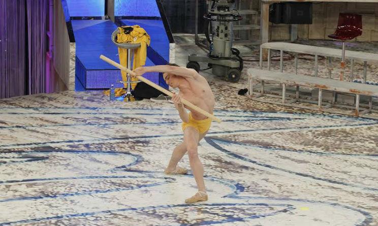 Amici 14 ballerino Simone