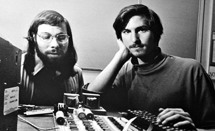 Jobs Wozniak Apple