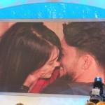 Uomini e Donne baci