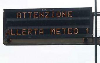 Sicilia maltempo: un morto nel Palermitano, oggi allerta rossa a Catania