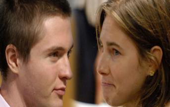 Amanda Knox chiederà il risarcimento per ingiusta detenzione, Raffaele Sollecito incredulo e sollevato