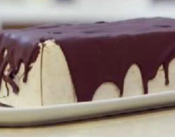 """Ricette dolci Benedetta Parodi: il semifreddo banane e cioccolato di """"Molto Bene"""""""