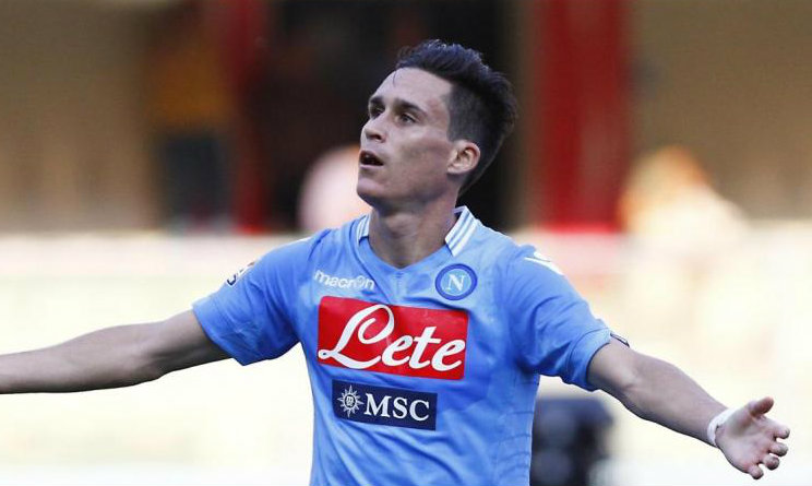 Callejon Napoli-Bologna highlights