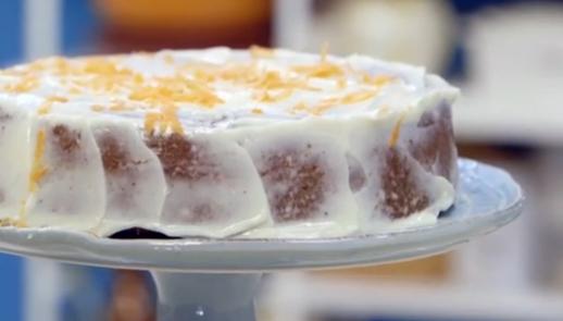 carrot cake dolci benedetta parodi