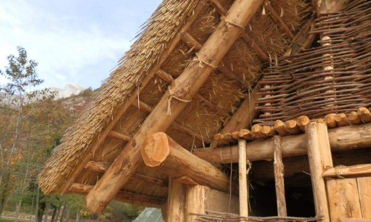 Case di paglia che sospresa sicure ecosostenibli - Costruire una casa in paglia ...