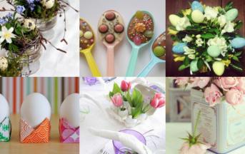 Pasqua 2015, decorare la tavola: che sia shabby, elegante o classica l'importante è il centrotavola