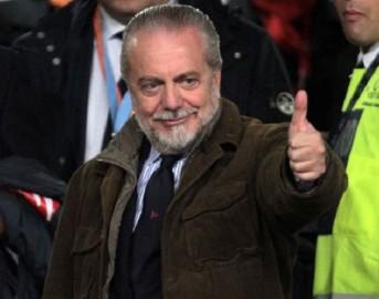 """Calciomercato Napoli, De Laurentiis fa sperare i tifosi: """"Potrebbe arrivare un mister X"""""""