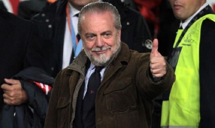 Napoli, De Laurentiis apre all'acquisto di Chiesa?