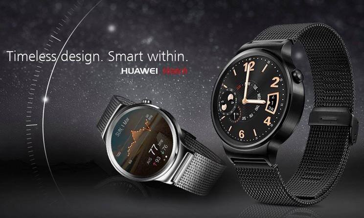 L'alternativa a Apple Watch, lo smartwatch di Huawei ...