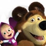Masha e Orso cartone animato