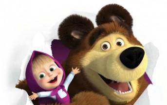 Masha e Orso si candida a raccogliere l'eredità di Peppa Pig, ecco di cosa si tratta