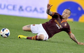 Nainggolan rifiuta i grandi club, vuole restare a Roma