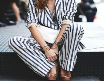 Tendenze moda primavera estate 2015: fantasia a righe, ecco come si porta