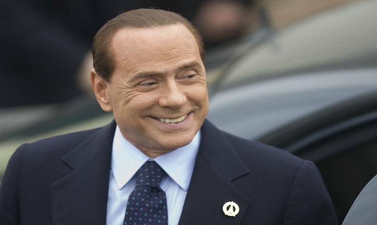 Silvio Berlusconi ultime notizie, Domenica Live