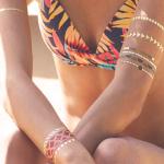 tendenze moda primavera estate 2015 gioello tatuaggi