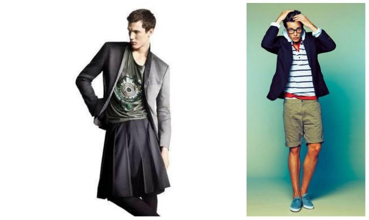 Look Casual Uomo Matrimonio : Tendenze moda uomo look tra casual militare e
